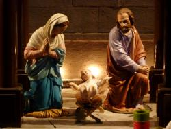 Christmas nativity on freeimages 250x188 75pc