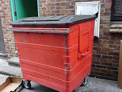 Banjos bins by Tom Longfield on Flickr