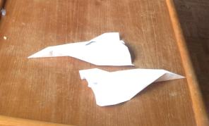 two paper planes 2