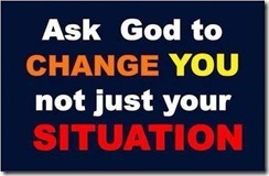 Ask God to